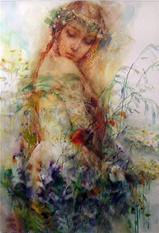 Lyben Pashkulski 1939 - Bulgarian painter - Tutt'Art@