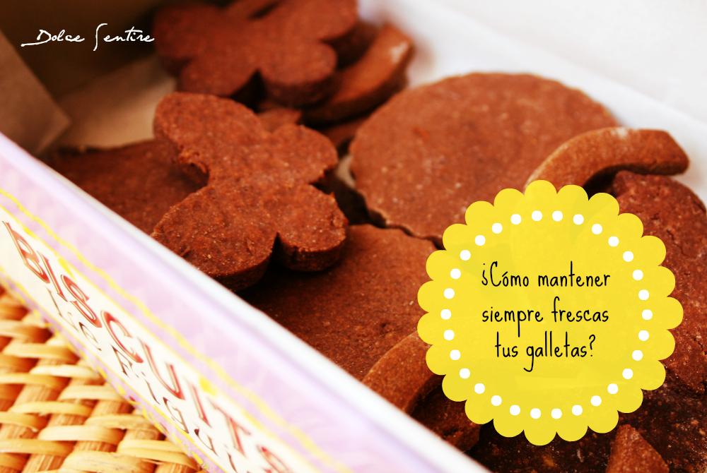 Conservación y almacenamiento de galletas: ¿Cómo mantenerlas siempre frescas?