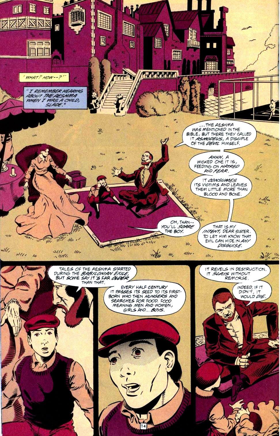 Deathstroke (1991) Issue #38 #43 - English 15