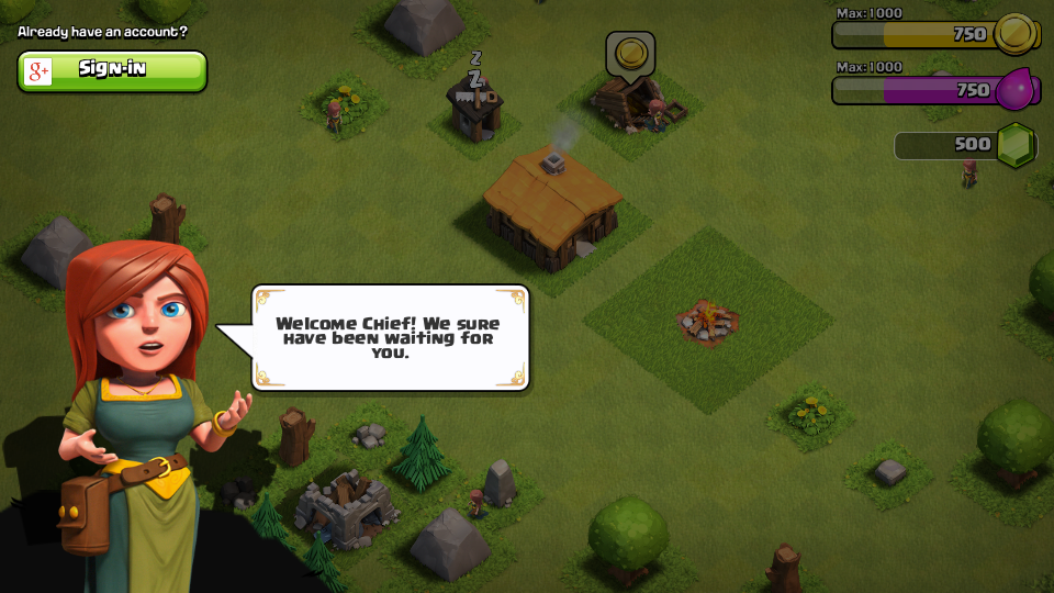 Akun Clash Of Clans