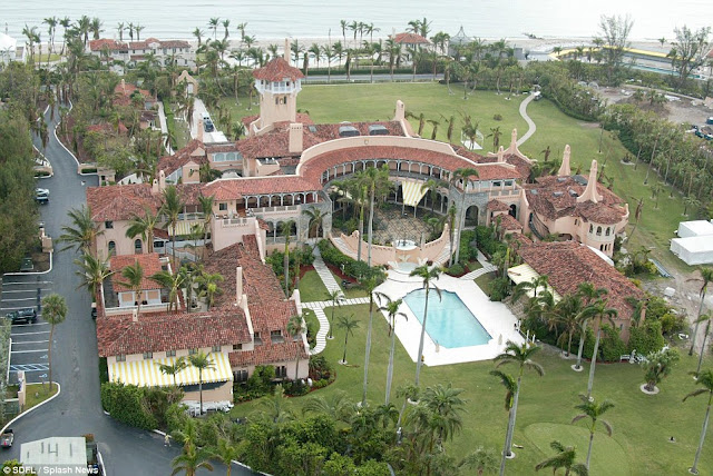 Donald Trump penthouse four