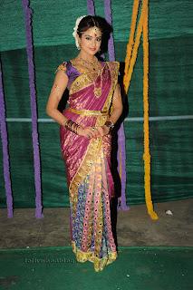 Asmita Sood in Telugu Bridal Attire 013.jpg