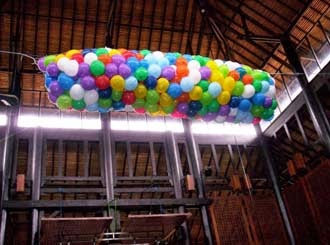 BALON DROP BY WAHANABALLOONS