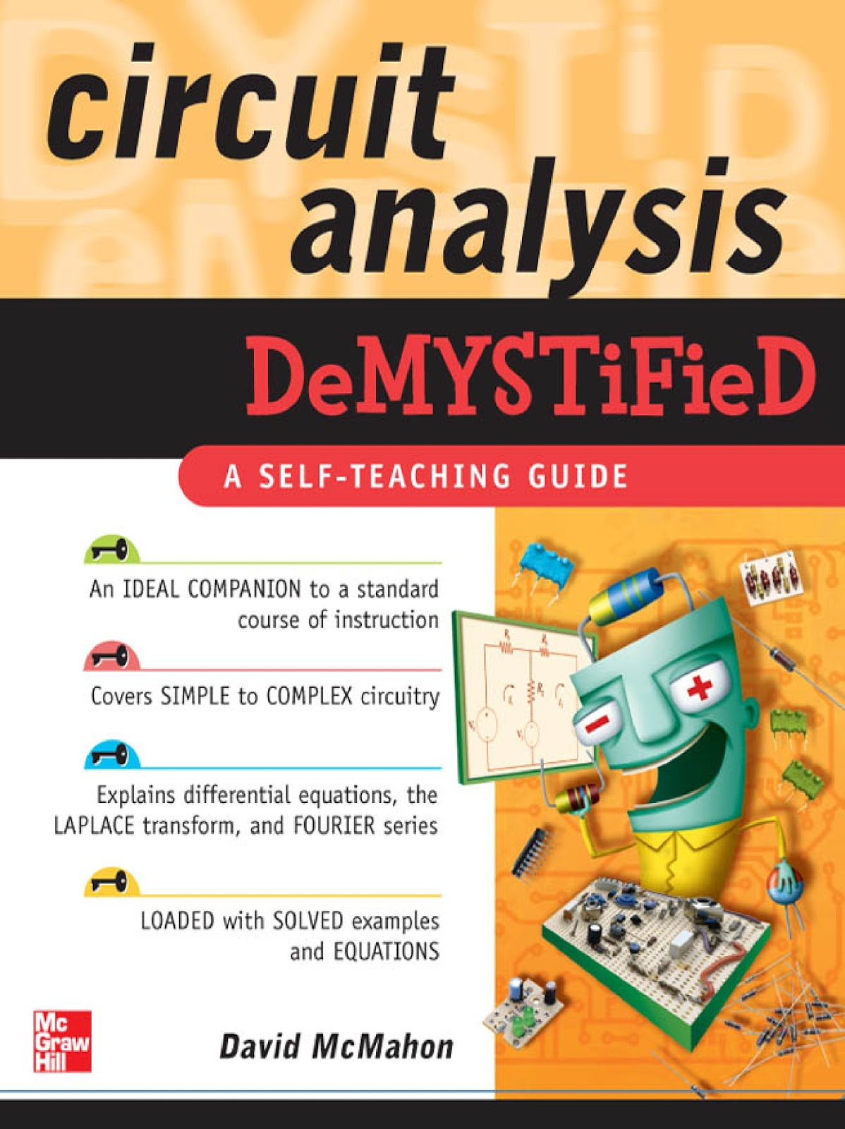 Books for Electrical Circuit Analysis