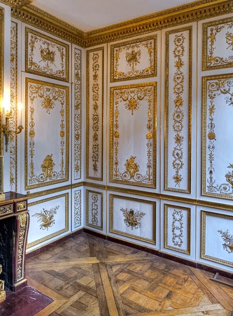 Tweedland the gentlemen 39 s club les petits appartements for Chambre louis xvi versailles