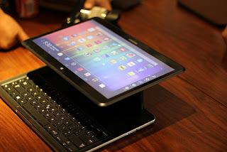 Spesifikasi dan Harga Tablet Samsung Ativ Q Dengan Dua OS Sekaligus