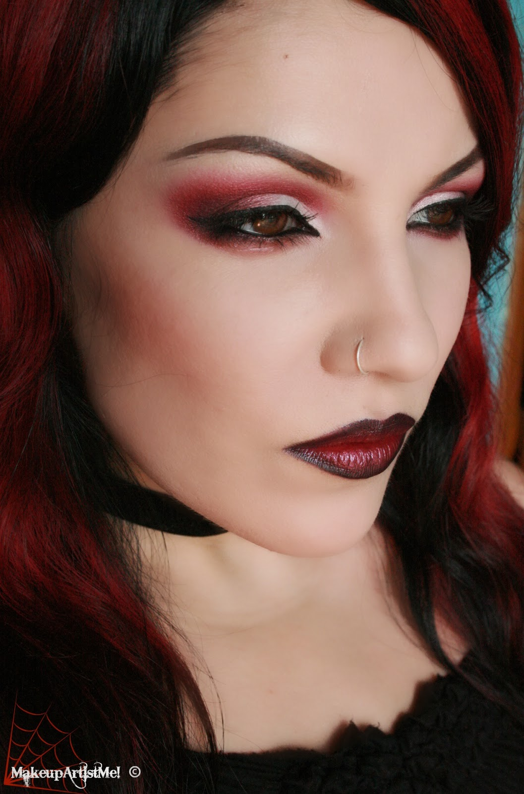 Buy How to eyeshadow red wear picture trends