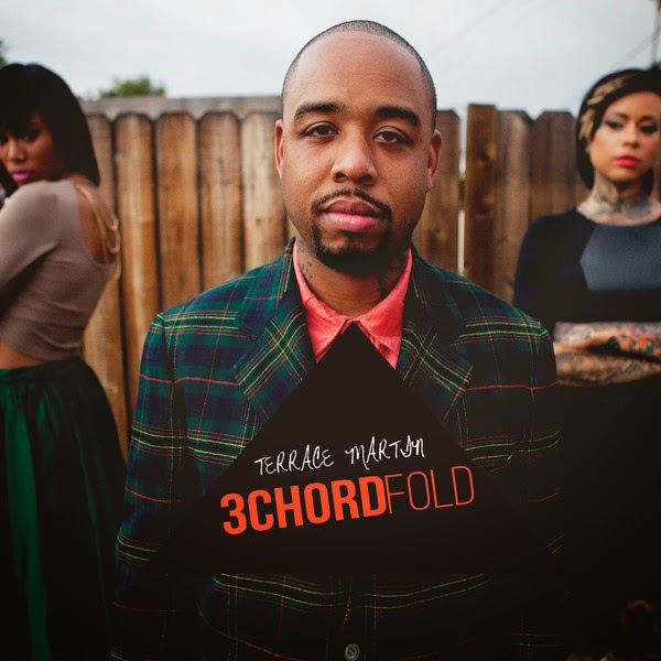 Terrace Martin - 3ChordFold Cover