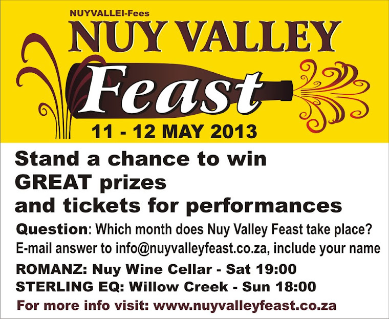 Nuy Valley Feast 2013