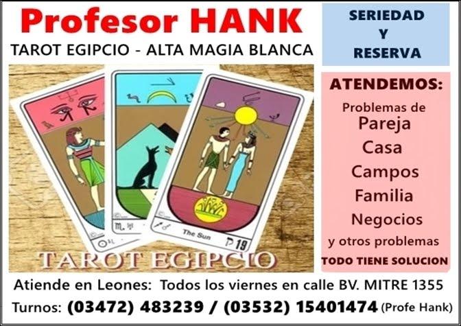 ESPACIO PUBLICITARIO: PROFESOR HANK