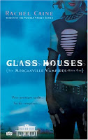 Glass Houses by Rachel Caine book cover
