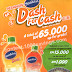 Sunkist Dash For Cash Contest