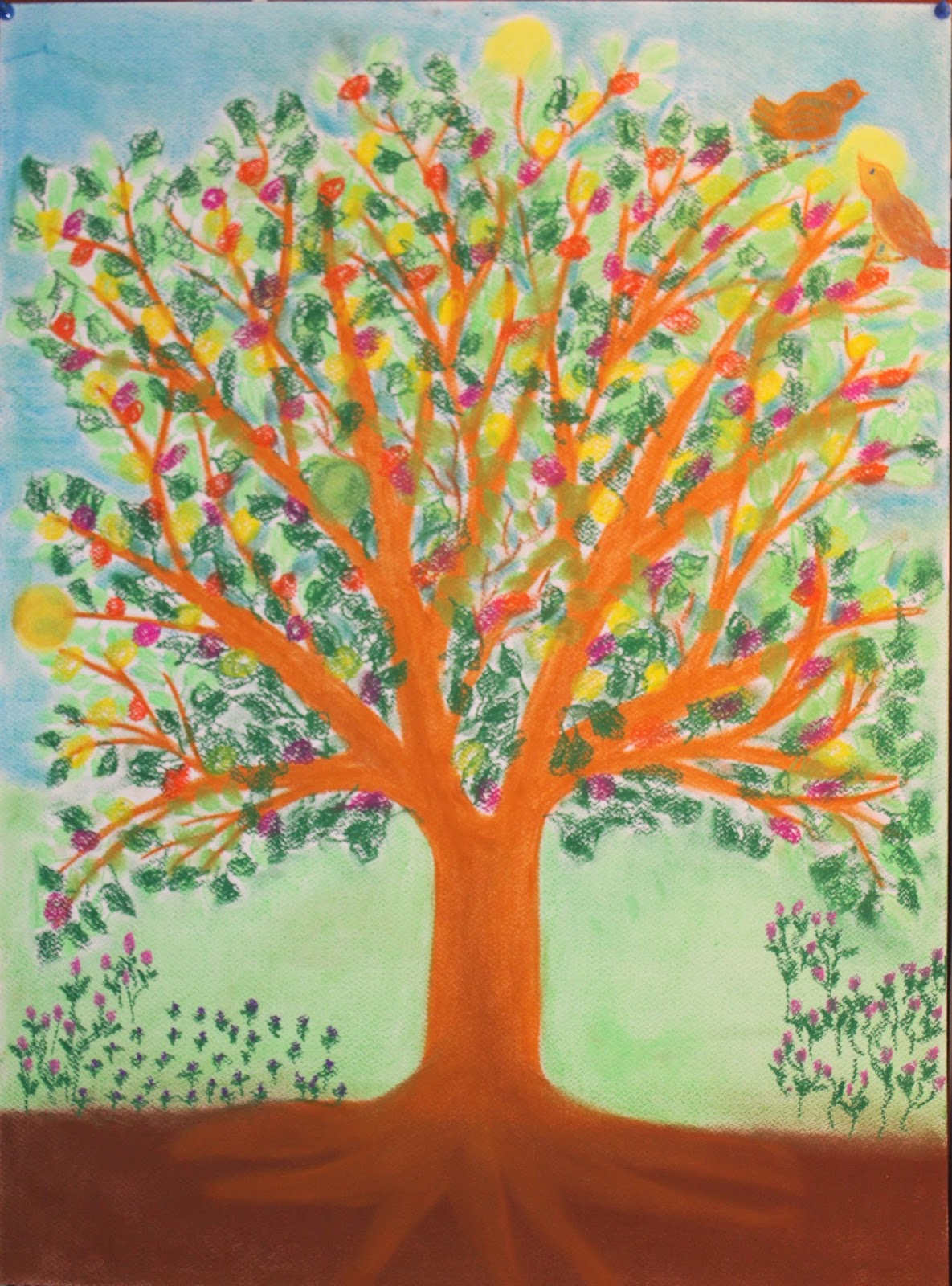 Tout un art pr sentation de l 39 art th rapie volutive paris for De l arbre au meuble