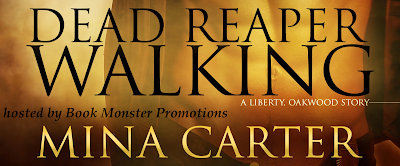 DEAD REAPER WALKING Book Blast & Giveaway