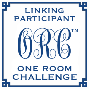One Room Challenge Spring 2014