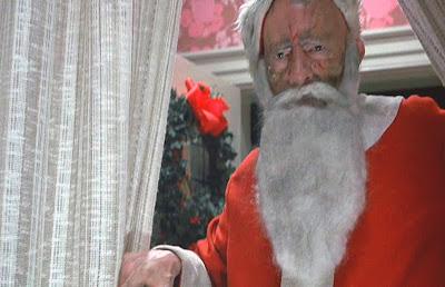 Killer Santa Killer Dressed up as Santa