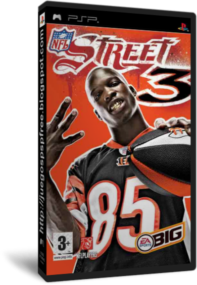 NFL Street 3 [Full] [Ingles] [PSP] [FS]