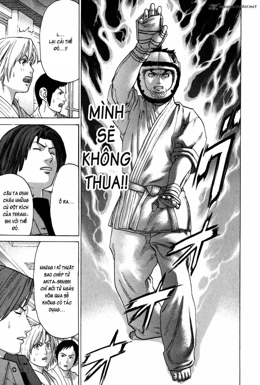 Karate Shoukoushi Kohinata Minoru chap 87 Trang 24