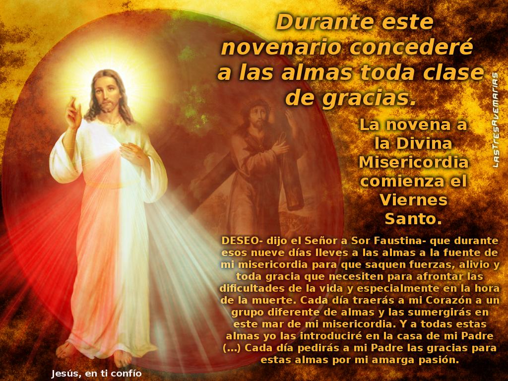 Oración para el Virnes Santo