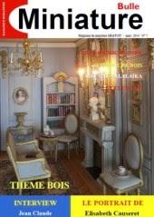 Magazine Bulle miniature