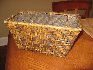 Basket for TP Storage