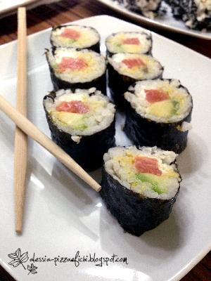 sushi facile per tutti