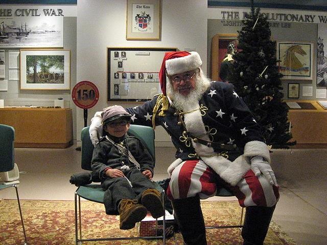 Y no llegó Santa.