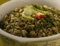 Cozido de Lentilha com Limão (vegana)