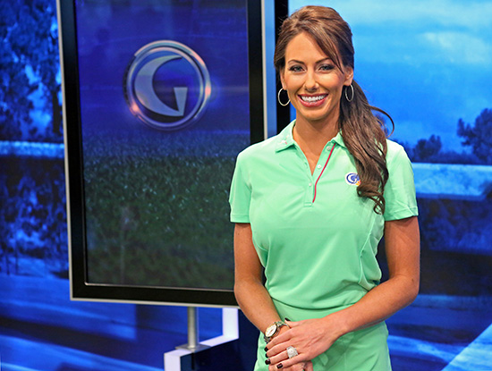 Holly Sonders Shakes Things Up With Cobra Puma Golf