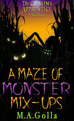 A Maze of Monster Mix-Ups