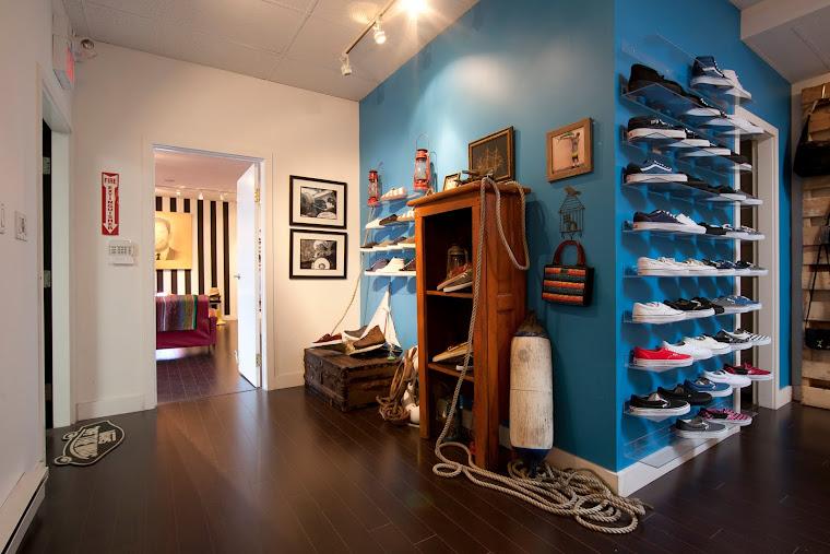 Dollhouse Showroom