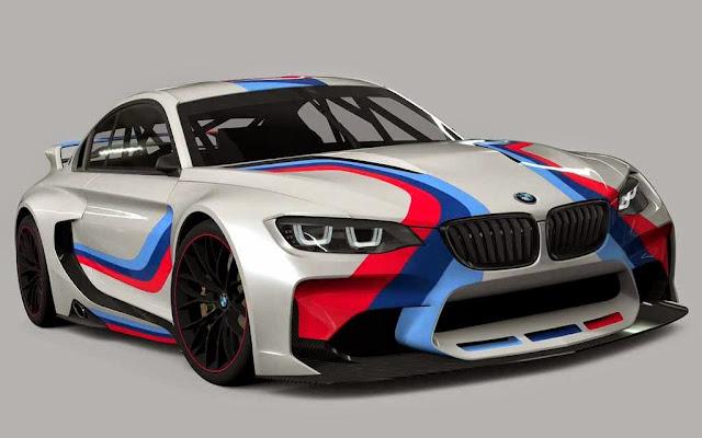 Gambar BMW Vision GT6