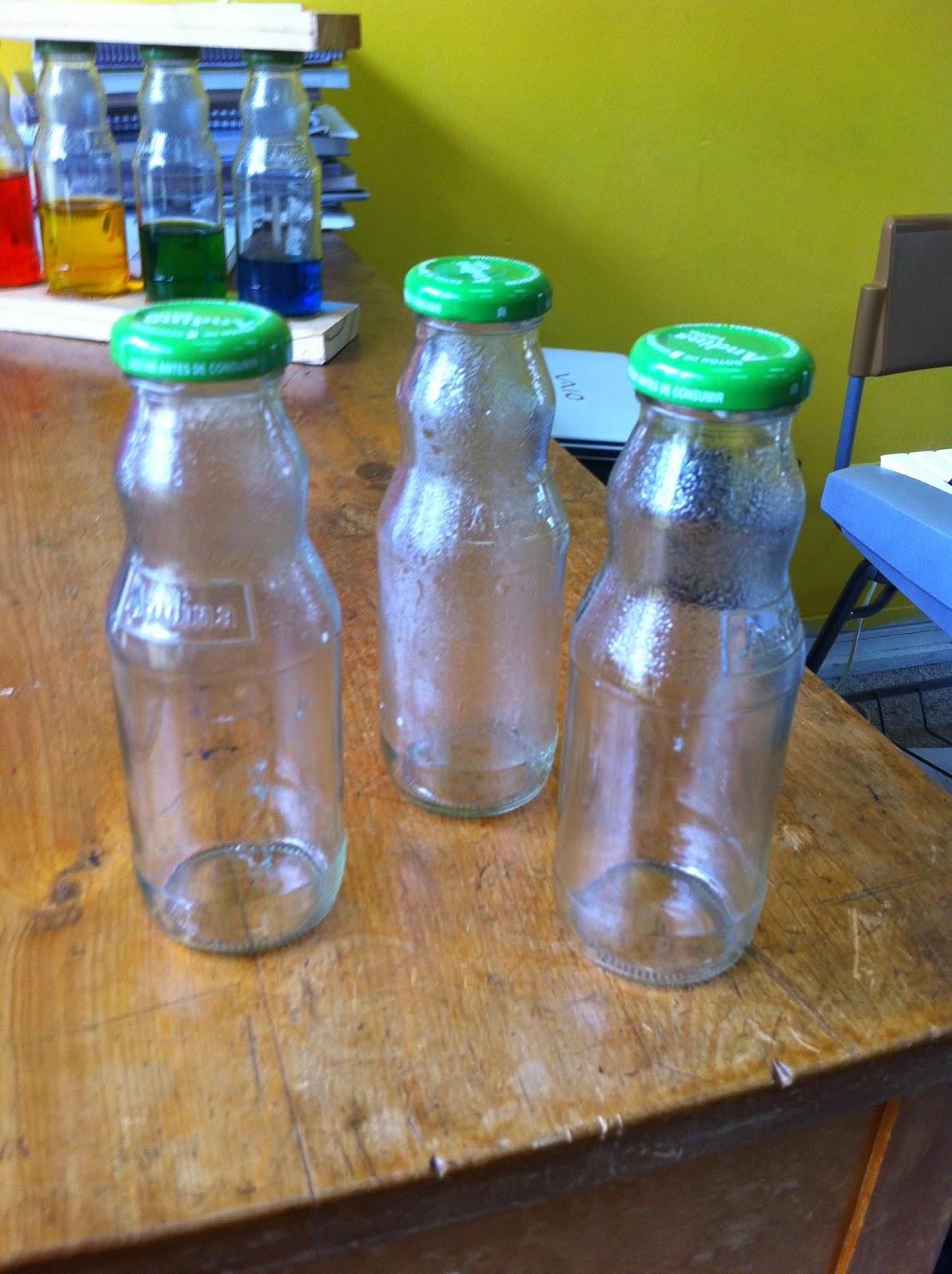 Qwerty como hacer un xil fono con botellas de vidrio - Que hacer con botellas de vidrio ...