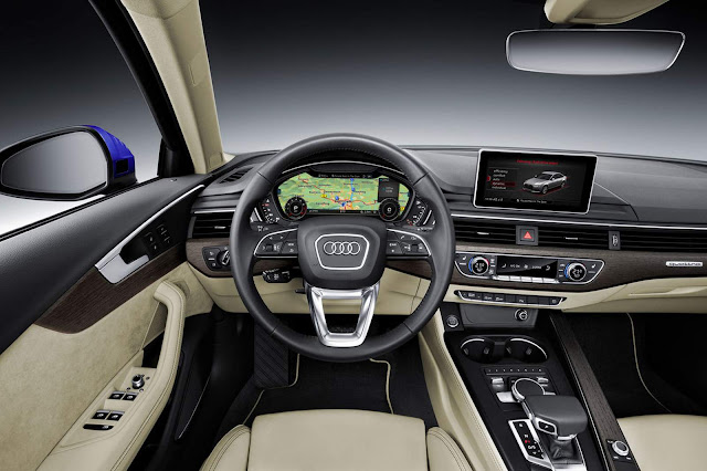 2016 Audi A4 - interior