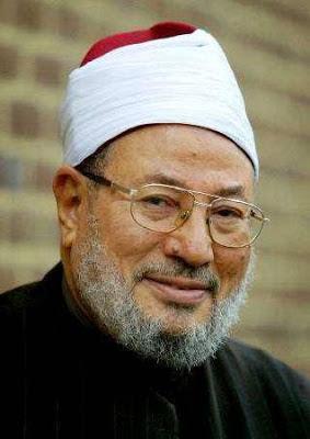 Syaikh Yusuf Qaradhawi membidas Basyar