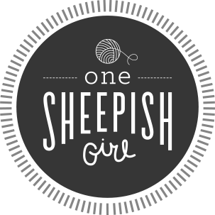 one sheepish girl
