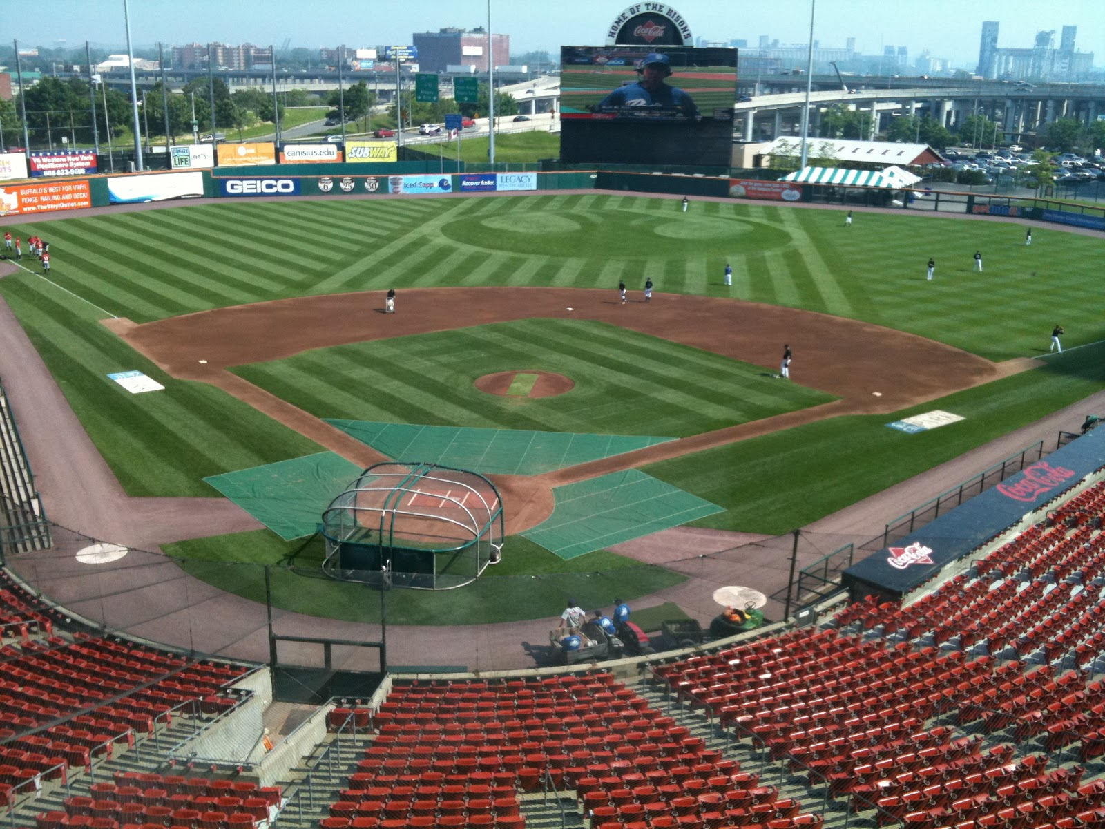 Hurricane Audra S Almanac 10 Great Places For A Baseball