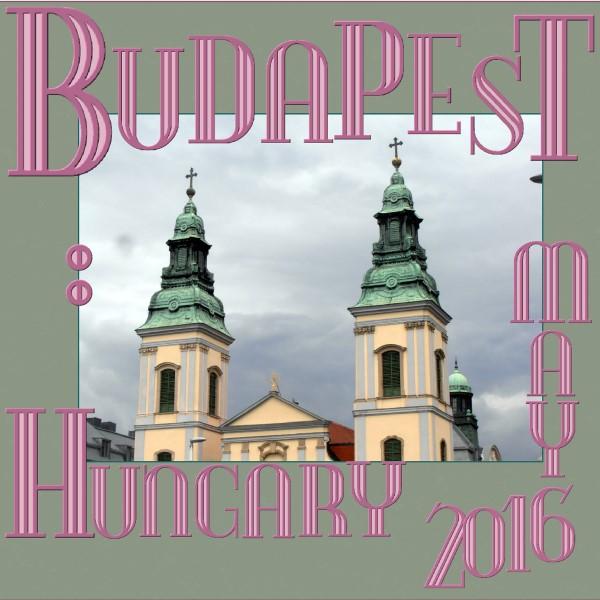 May 2016 - Budapest - Hungary
