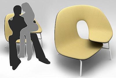 Cadeira para casal
