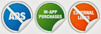 No Ads, Yes In App Purchases, No External Links