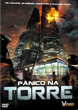 Download – Pânico na Torre – BDRip AVI Dual Áudio + RMVB Dublado ( 2014 )
