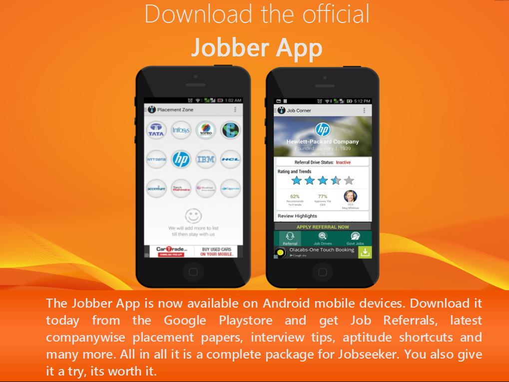 Download Jobber App