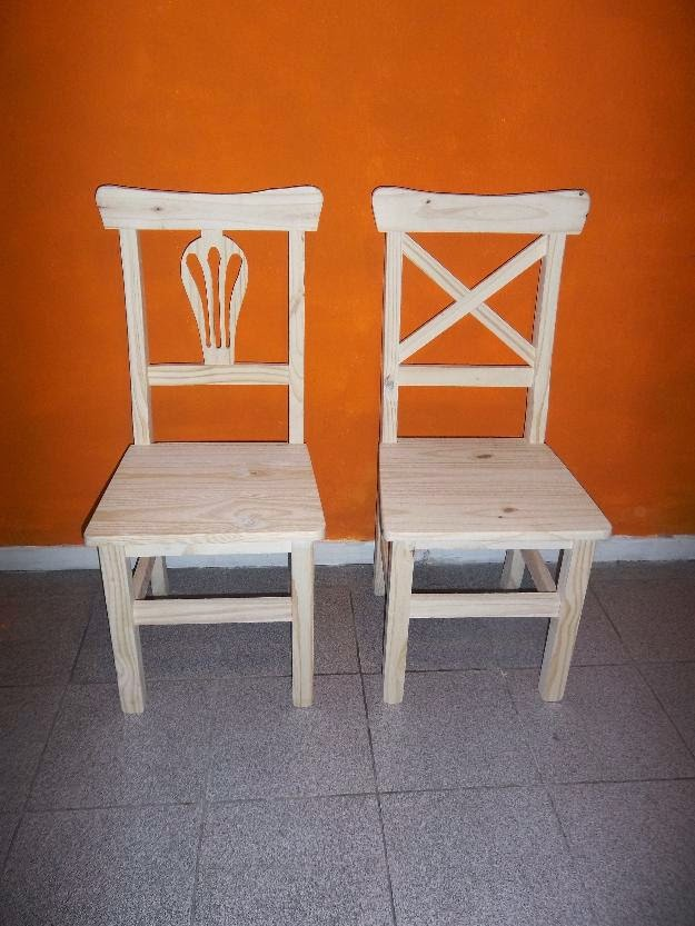 Mya fabrica de sillas de pino carpinteria en gral for Fabrica de sillas