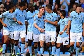 Manchester City vs Southampton Barclays Premier League 2013