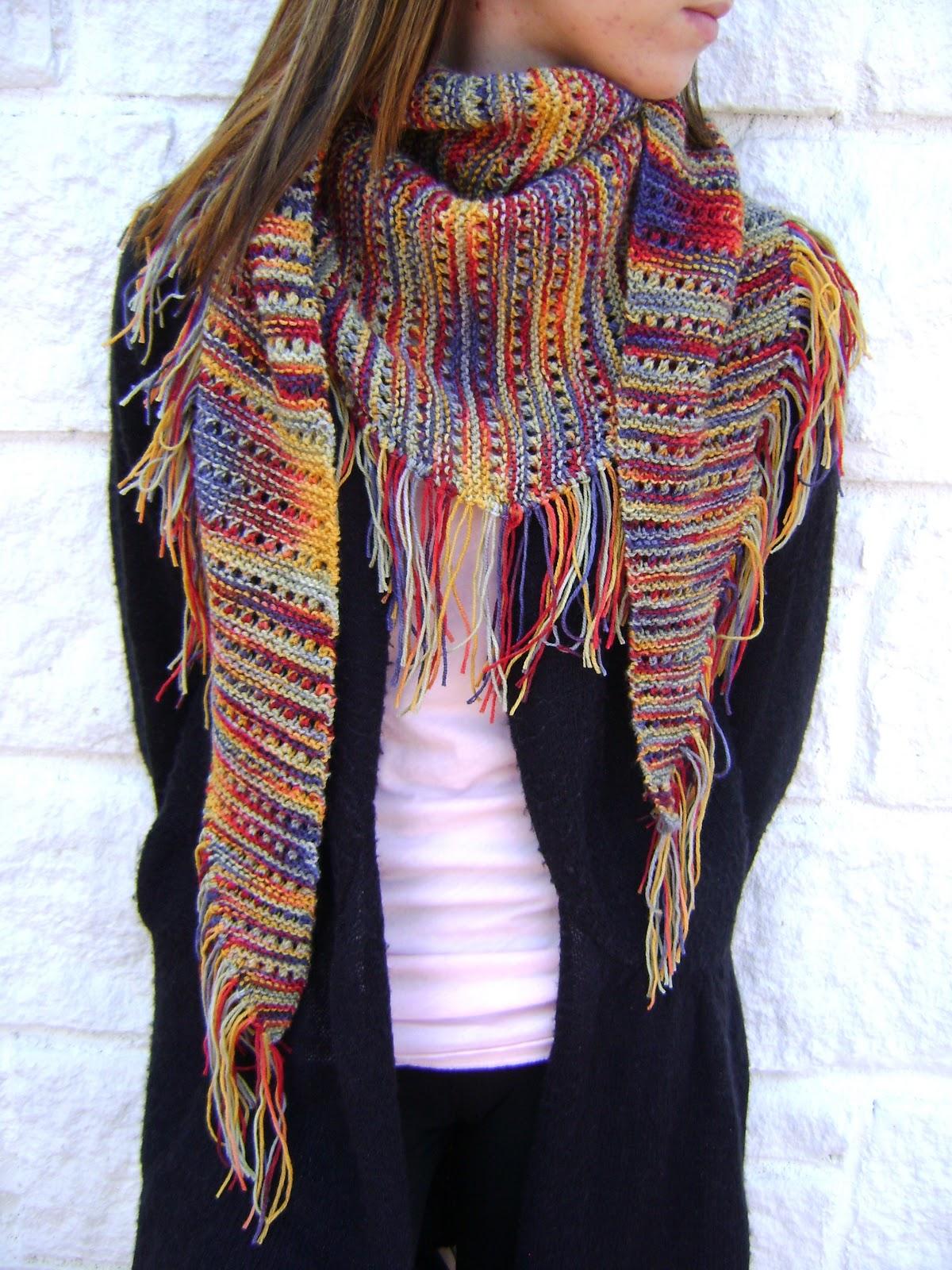 creative designs by zachariae s carnival scarf