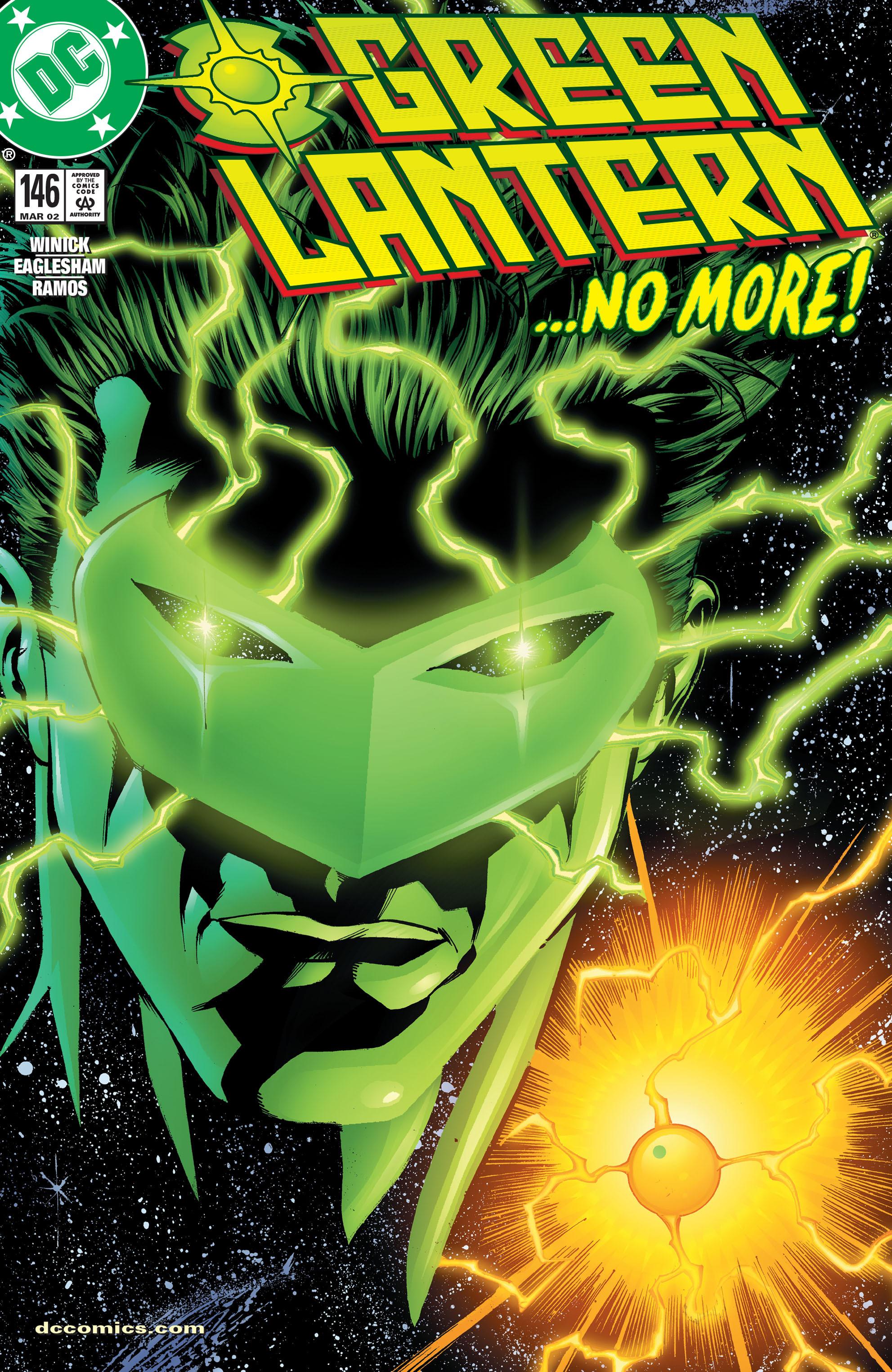 Green Lantern (1990) 146 Page 1