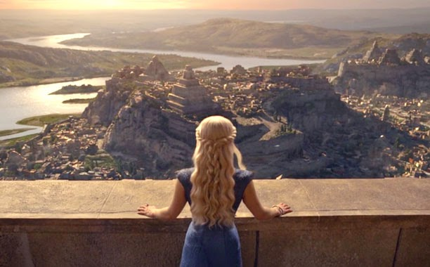 Game of Thrones - Season 4 - Special Effects Reel [VIDEO]