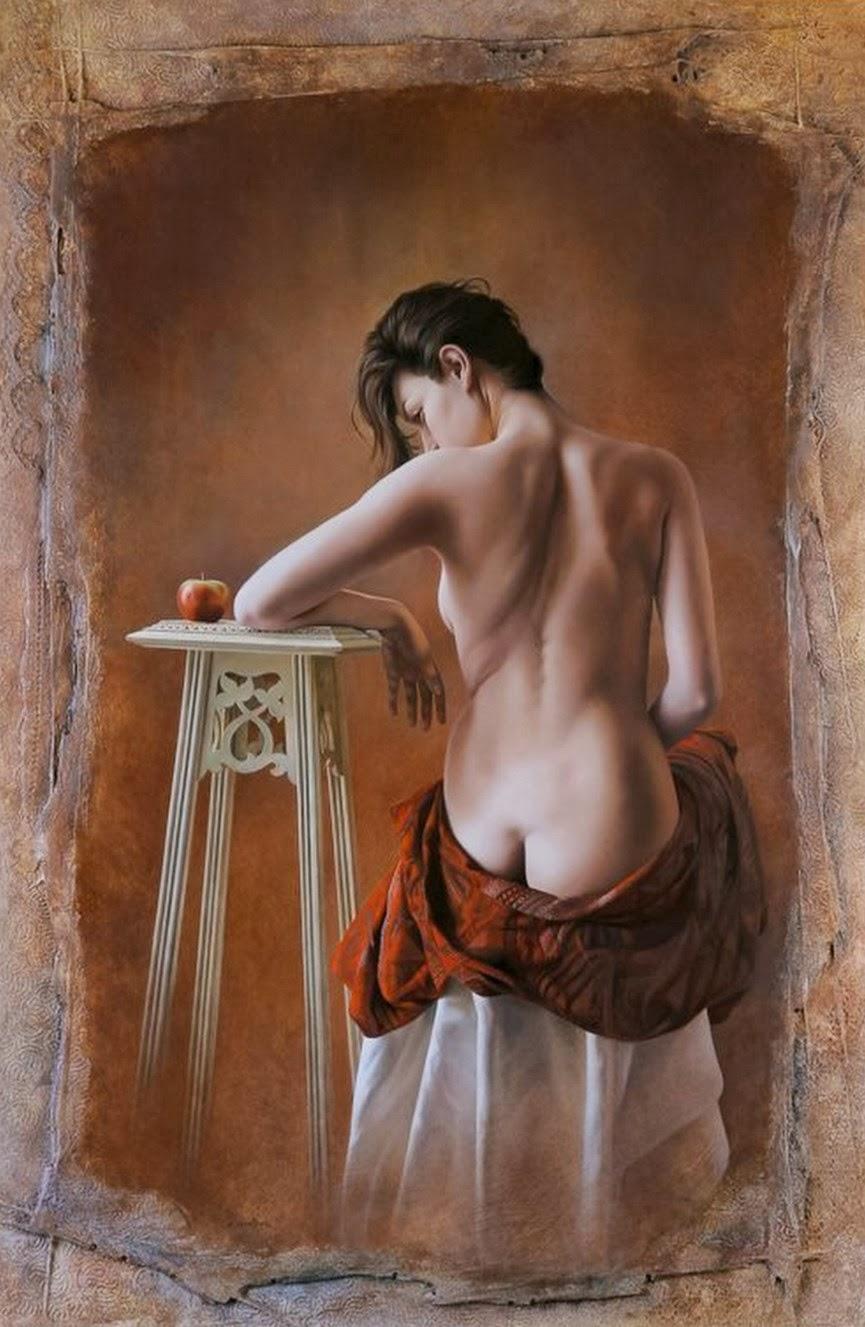 mujeres-pintadas-de-espalda-retratos-al-oleo