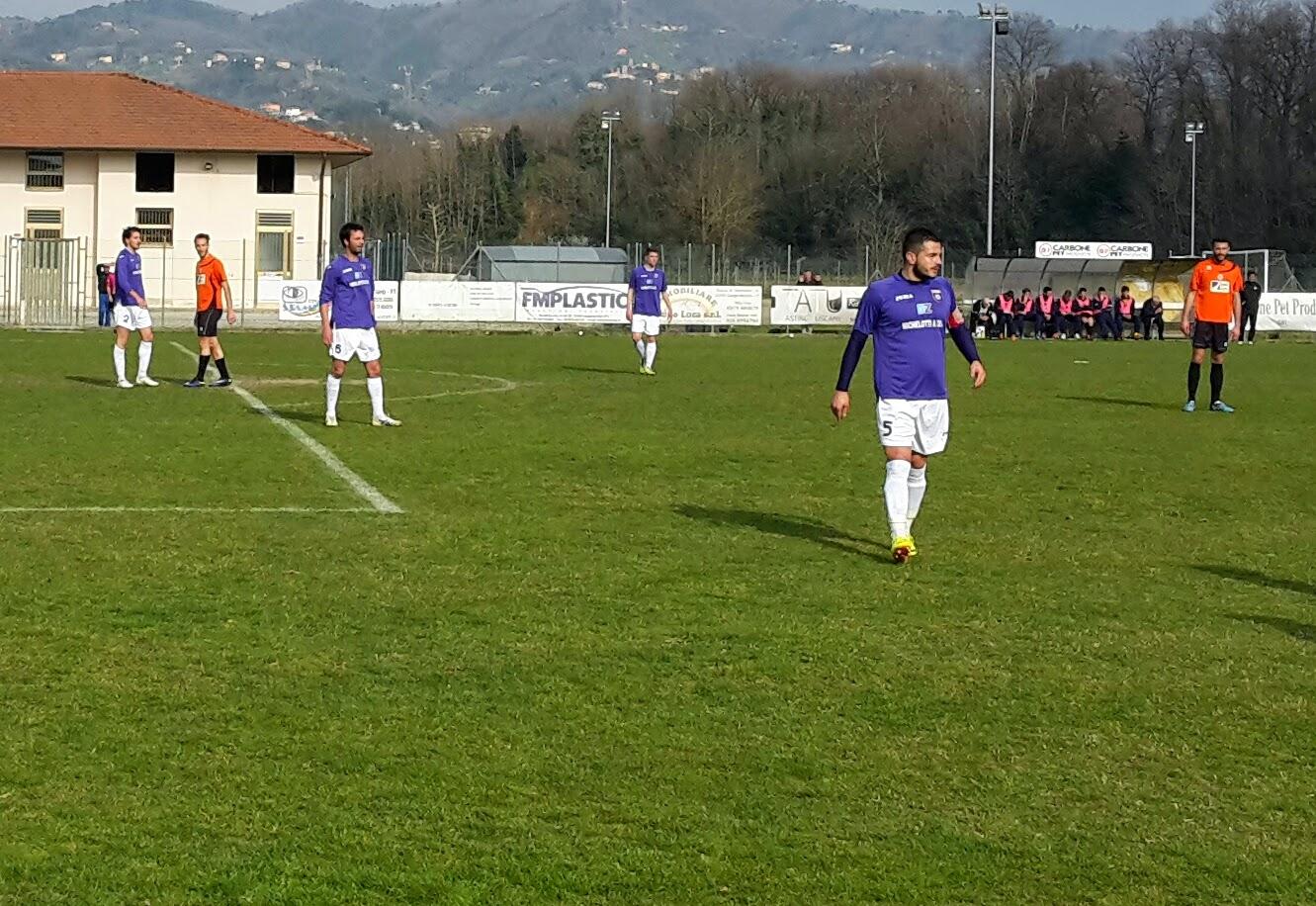 Buon Test Della Larcianese Contro Il Quarrata, Finisce 1-1