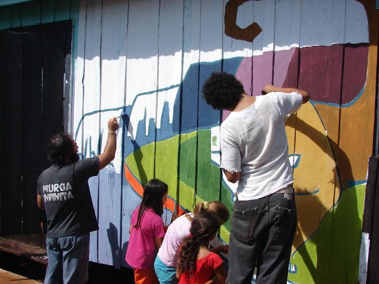 """Proyecto """"Murales para las Primaveras"""""""